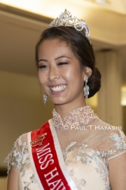 2019 Miss Hawaii Chinese 1st Princess Court Oishi