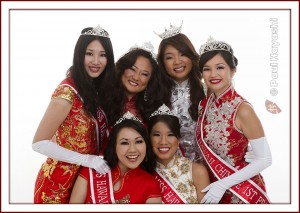 2014 Miss Chinatown Hawaii/Miss Hawaii Chinese Court