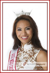 2013 Miss Chinese Jaycees Taj'a Wong - Miss Hawaii Top 7 Finalist