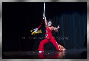 66th Narcissus Queen Pageant - Talent Phase - Jessalyn Lau