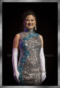 66th Narcissus Pageant - Cheongsam Phase - Jessalyn Lau