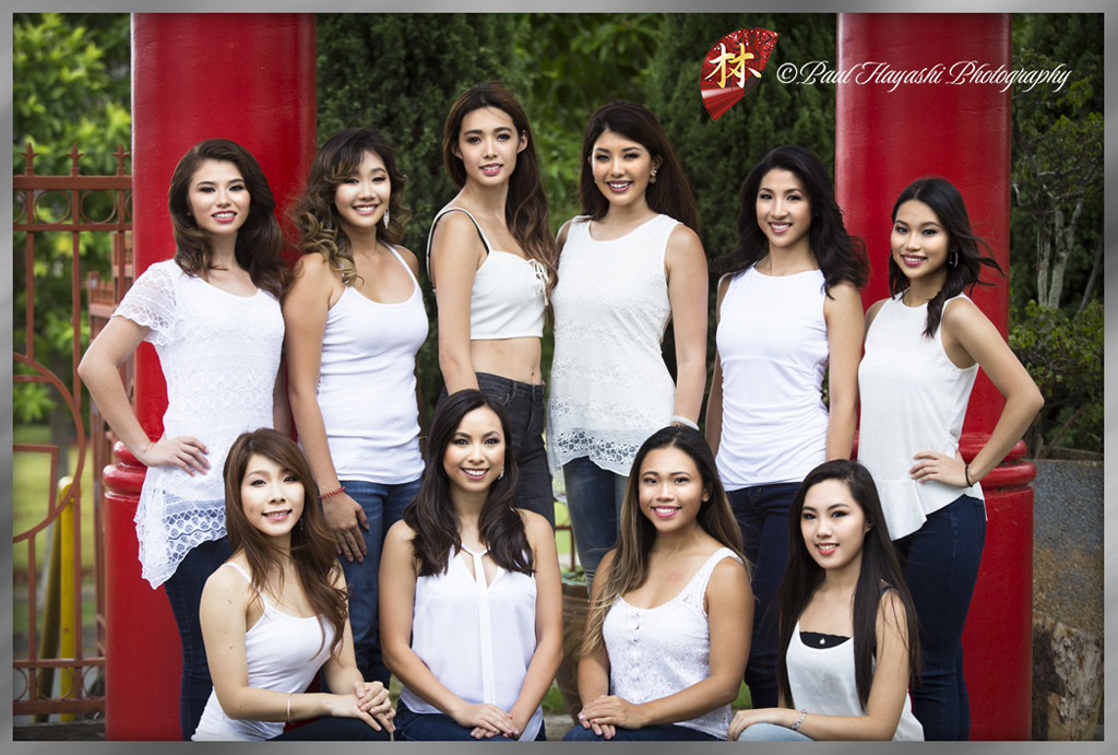 2017 Miss Chinatown Hawaii Chinese Contestants 169 2016